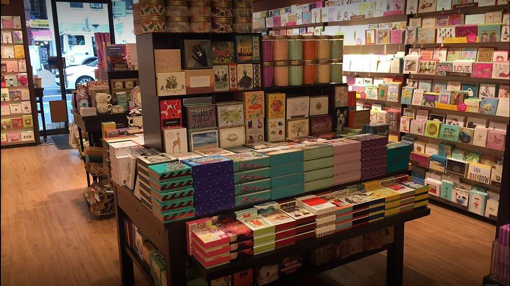 10 best stationerty shop in new york