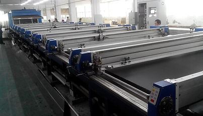 Long Run Industrial Flat Bed Textile Printing Blanket
