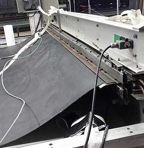 Width Printing Blanket WONDERprint while Jointing on Site