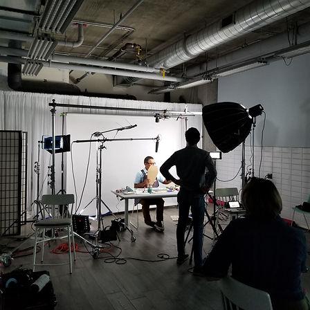 Studio Annex Setup 2