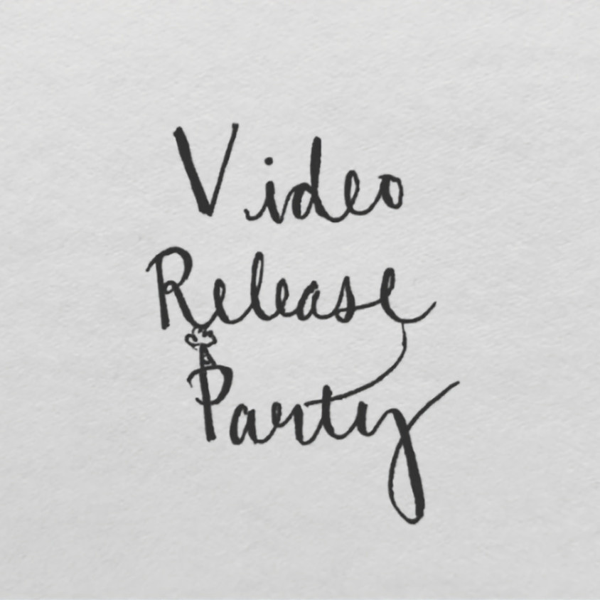 Poetry Video Release Party