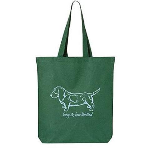 """Long Body"" Reusable Tote Bag"