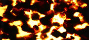 セルロイドメガネRUISMで使用する黒と黄色マーブルのセルロイド生地