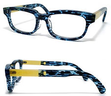 セルロイドメガネメーカーRUISMのコレクションページへのバナー