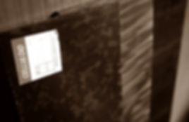 セルロイドメガネRUISMのメガネ制作に使用するセルロイド板