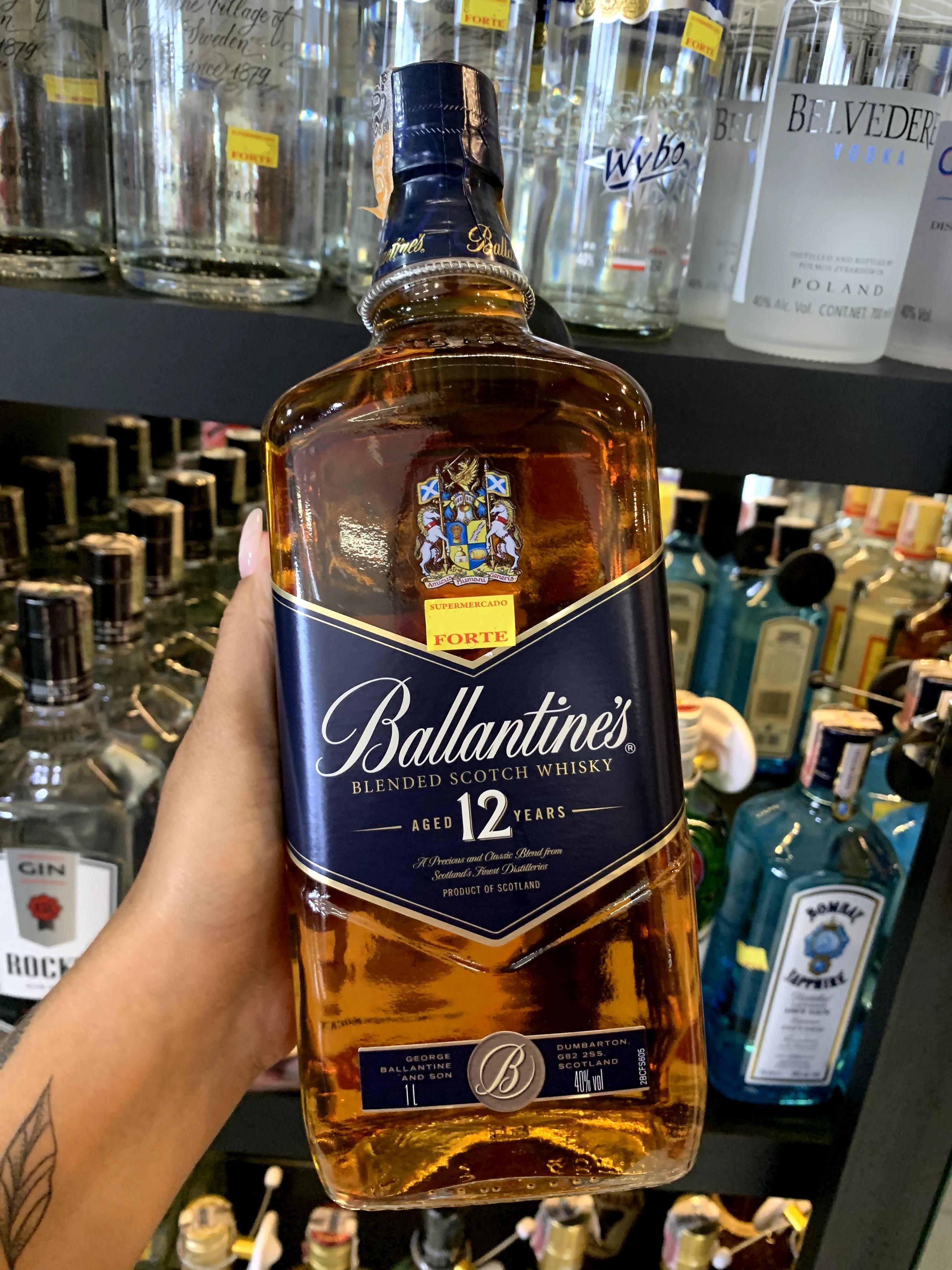 Bebidas Forte Supermercados