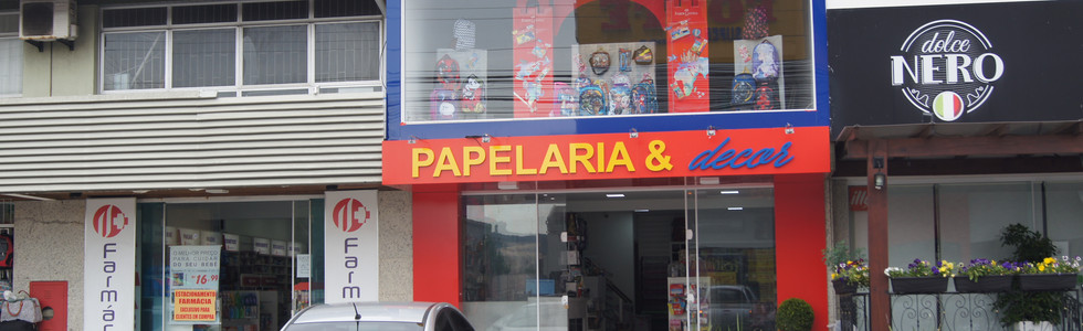 Forte Papelaria & Decor