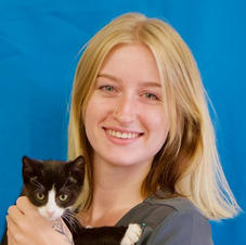 Keegan Swinson,  Feline Care Team