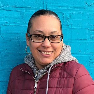 Madelyne Groves, Community Liaison