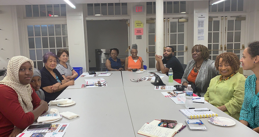 First Café for Carers at Logan Library on Wagner Ave.