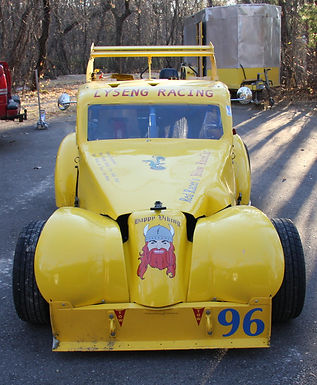 Hyper Legend highly modified mid-engine road racer