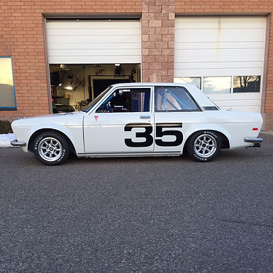 Datsun 510 Vintage Race Car