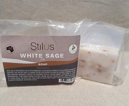Stilus white sage soap