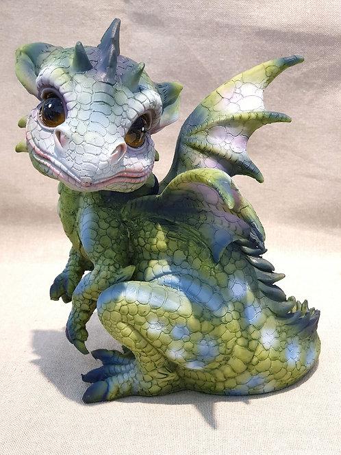Baby Dragon statue