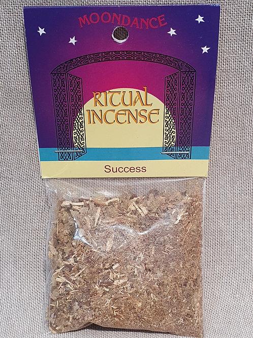 Success Ritual Incense