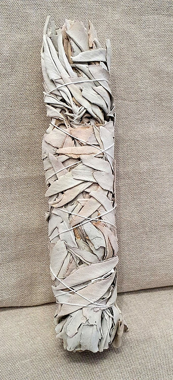 White sage Sudge stick loose medium