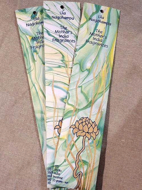 Mothers fragrance Incense - Lila Nagchampa
