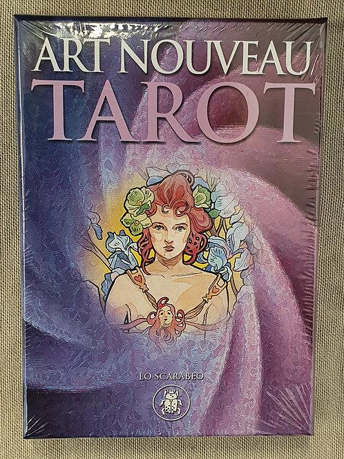 Art Naveau Tarot