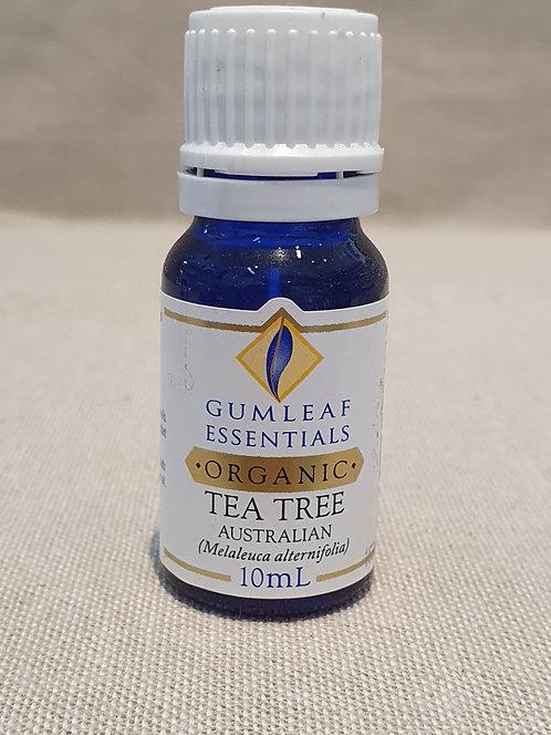Tea tree organic 10ml