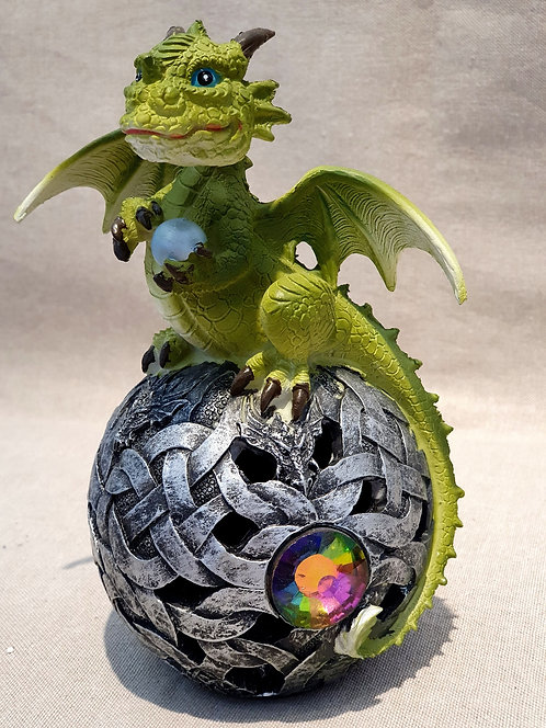 Dragon LED Light up figurine