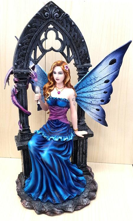 Fairy under arch