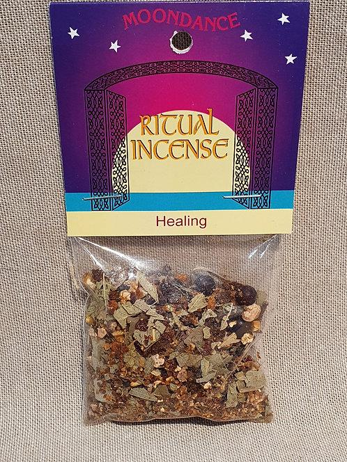 Healing ritual incense