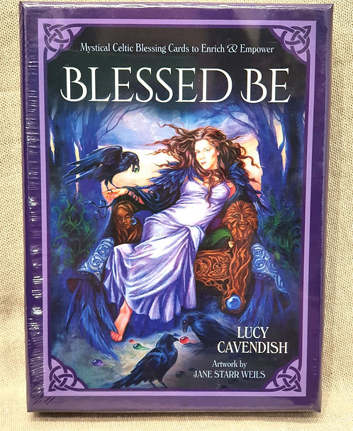 Blessed Be Celtic Oracle Cards