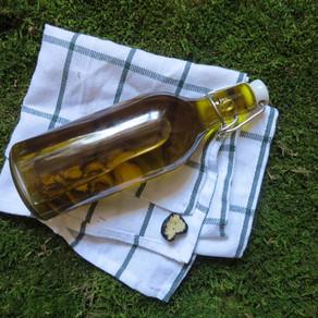 Lanýžový olej