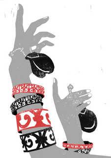 Bracelets Hermes Balcon du Guadalquivir