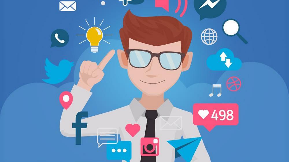 Habits of Social media experts