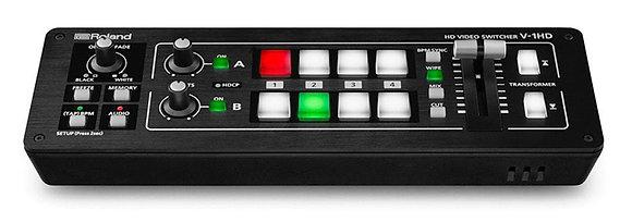 Rental - Roland V-1HD 4 x HDMI Input Video Switcher