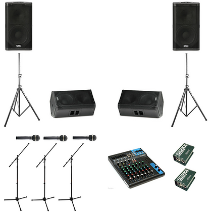 Rental - Band Package 2