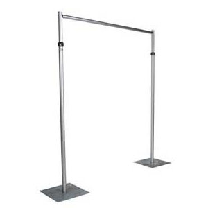 Rental - Telescoping Step & Repeat Frame 6'-10' x 8'-14'