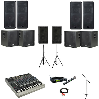 Rental - Party Package 4