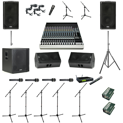 Rental - Band Package 3