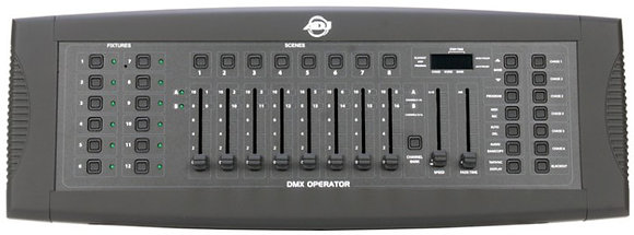 Rental - Elation DMX Operator Programmable DMX Lighting Controller