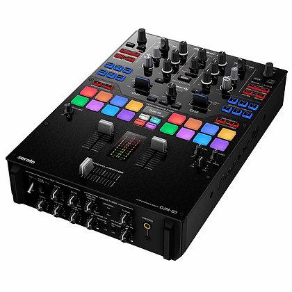 Rental - Pioneer DJM-S9 2 Channel DJ Battle Mixer for Serato