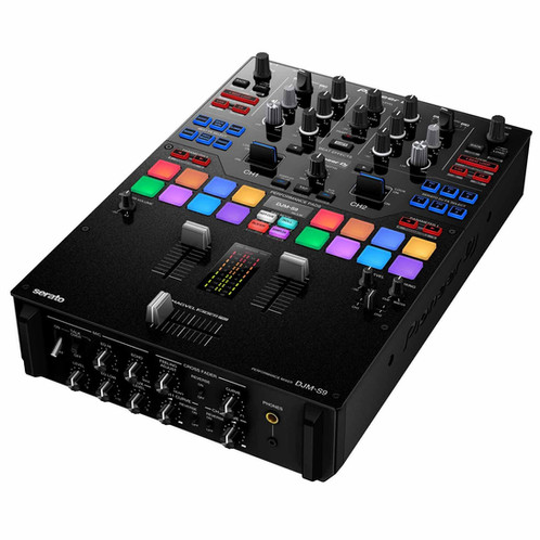 Rental - Pioneer DJM-S9 2 Channel DJ Battle Mixer for Serato
