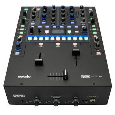Rental - Rane Sixty-Two DJ Mixer for Serato