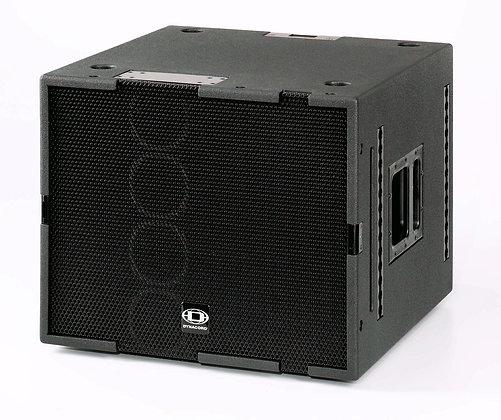 "Rental - Dynacord Cobra-4-Far 15"" Line Array Speaker"