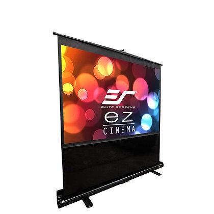 "Rental - Elite Screens 84"" diag (6' wide) ezCinema Plus Projection Screen"