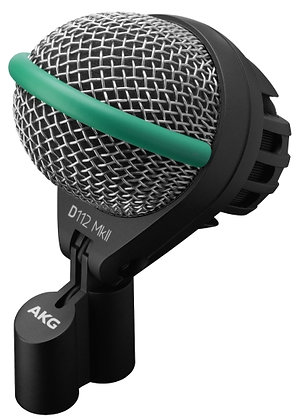 Rental - AKG D112 MKII Wired Dynamic Kick Drum Microphone