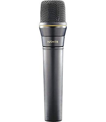 Rental - EV N/D478a Wired Dynamic Instrument Microphone