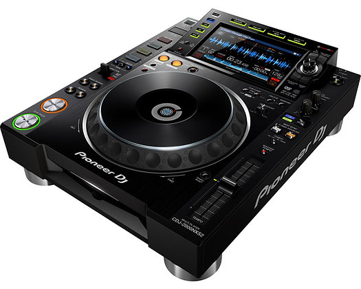 Rental - Pioneer CDJ-2000NXS2 Professional Multi Player