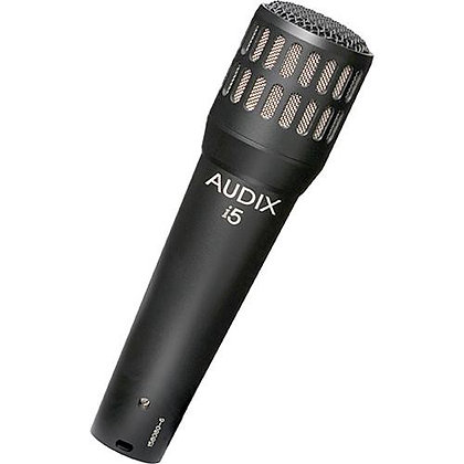 Rental - Audix i5 Wired Dynamic Instrument Microphone