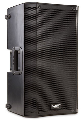 "Rental - QSC K10 10"" 1000W 2-way Main or Monitor Speaker"