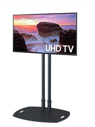 "Rental - 43"" 4K Ultra HD LCD TV Display w Stand"