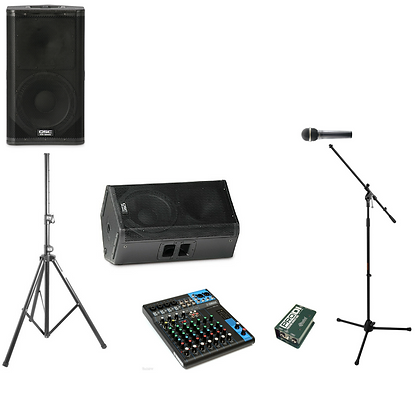 Rental - Band Package 1