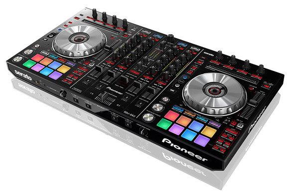 Rental - Pioneer DDJ-SX2 4 Channel Serato DJ Controller