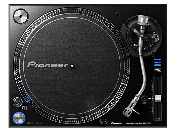 Rental - Pioneer PLX-1000 Professional Turntable w/o Needle